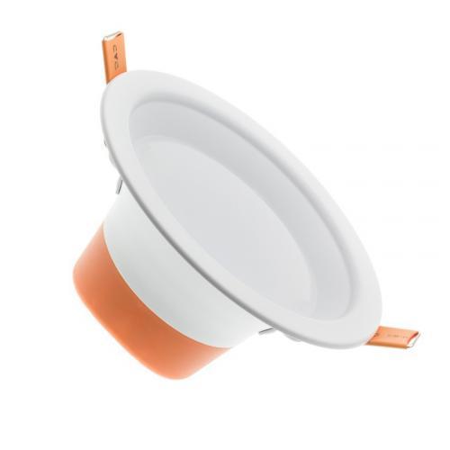 Downlight LED Lux 10W Blanc Chaud 2800K 3200K