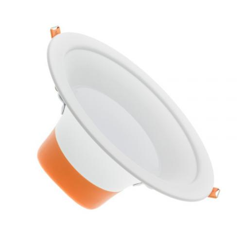 Downlight LED Lux 12W Blanc Froid 6000K 6500K