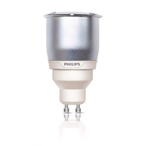 Ampoule Fluocompacte PLE R50 10W GU10 2700K