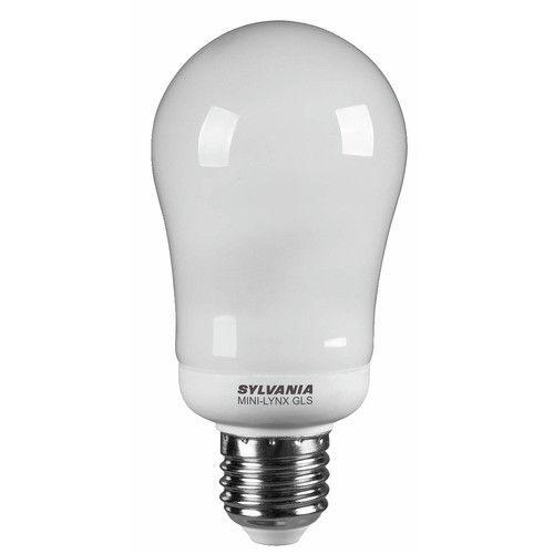 Ampoule Fluocompacte ML GLS 2700K E27 15W SLV