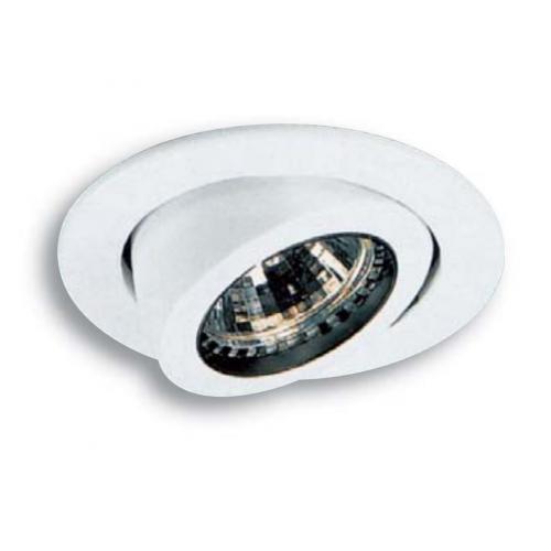 Encastre de plafond orientable GU5,3 Noir