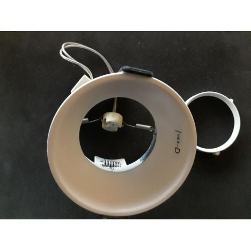 Encastre KOOKI SMALL GU5,3 50w Blanc