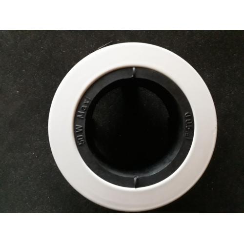Encastre de plafond rond SICA fixe IP44 G5,3 50w Blanc