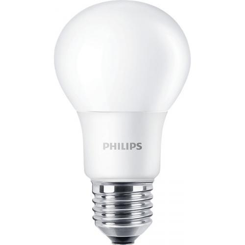 Ampoule LED CorePro LEDbulb Dépolie 7,5W=60W E27 3000K