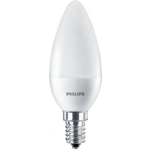Ampoule LED CorePro LEDcandle 7W=60W E14 2700K Dépolie