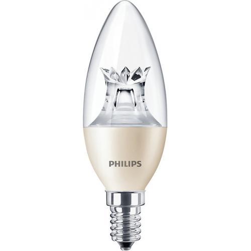Ampoule LED MASTER LEDcandle Dimtone 8W=60W E14 2700K Dimmable