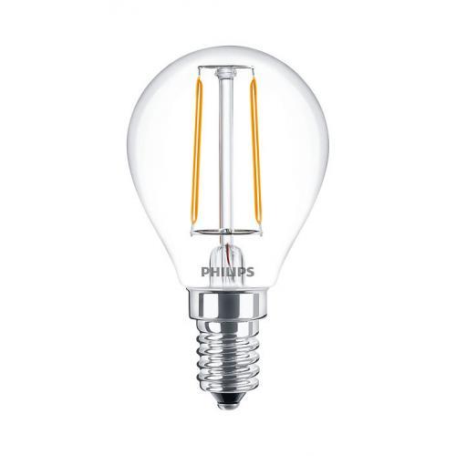 Ampoule LED Filament LEDluster E14 2700K 2W=25W