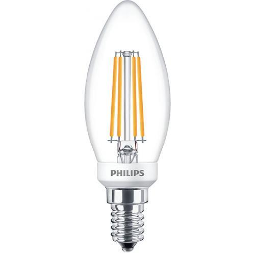 Ampoule LED Filament LEDcandle 5W=40W E14 2700K Dimmable