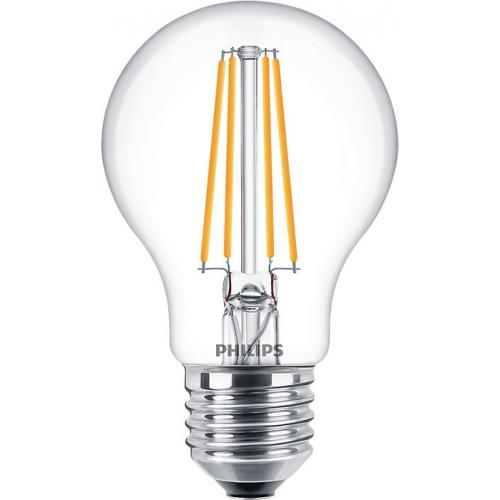 Ampoule LED Filament E27 7W=60W Warm White A60 2700K