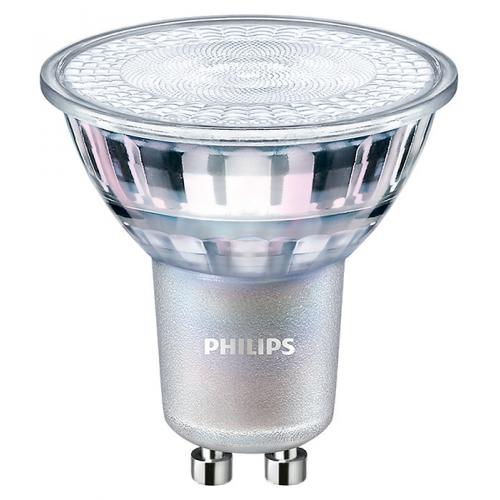 Ampoule LED GU10 MASTER LEDspot 4,9W=50W 3000K 60 Dimmable