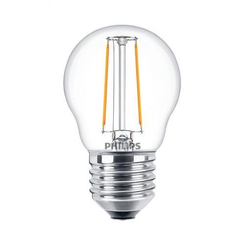 Ampoule LED Filament E27 LEDluster 2W=25W 2700K