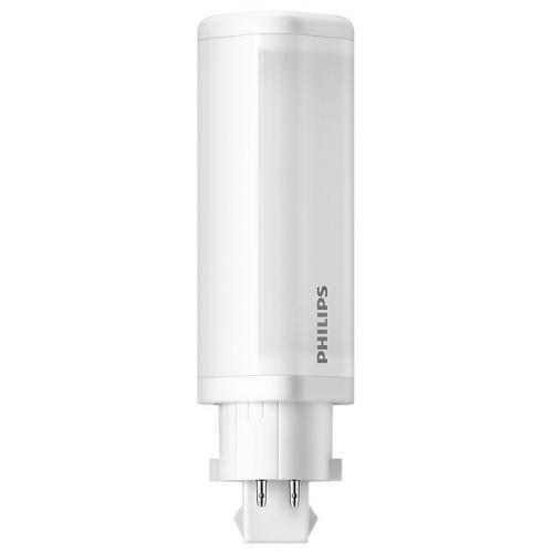 Ampoule LED CorePro PL C 4P G24q 1 4,5W=13W 4000K