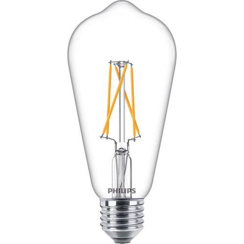 Ampoule LED Filament Edison LEDbulb DimTone 8,5W=60W E27 2700K Dimmable