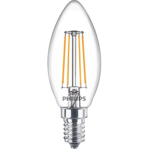 Ampoule LED Filament E14 LEDcandle 4,3W=40W 2700K