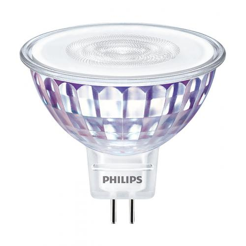 Ampoule LED GU5.3 MASTER LEDspot 7W=50W 60 4000K Dimmable