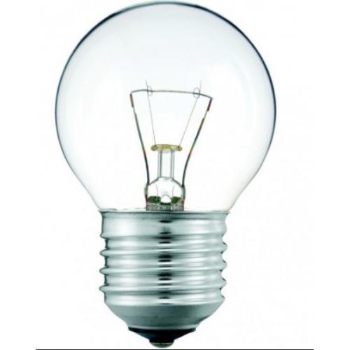 Ampoule Incandescante Sphérique E27 15W 3000K