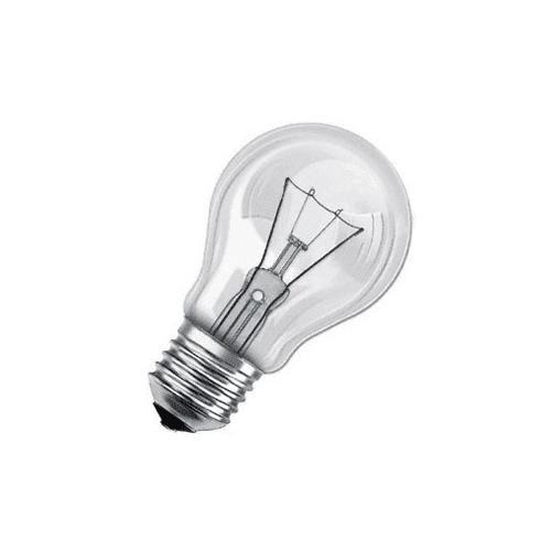 Ampoule de signalisation GLS E27 A60 24V 100W Claire