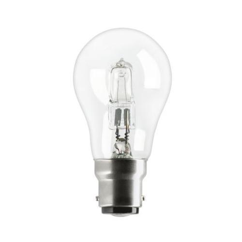 Ampoule Halogène ECO 2900K 53W B22