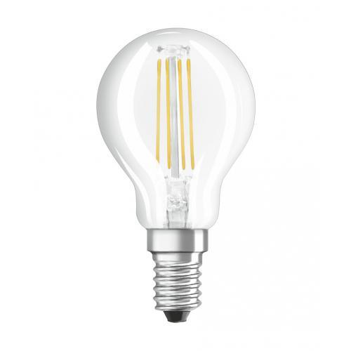 Ampoule Led Filament RETROFIT E14 4W=40W 2700K