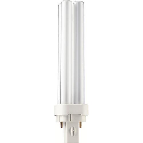 Ampoule Fluocompacte Master PL C 18W G24d 2 4000K