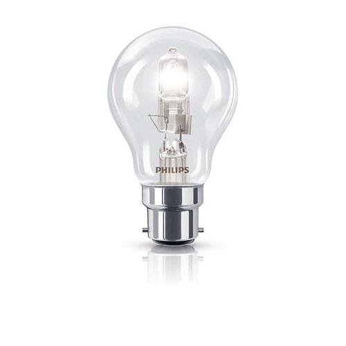 Ampoule Halogène EcoClassic 42W=55W B22 630lm