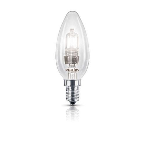 Ampoule Halogène EcoClassic 18W=23W E14 2800K Flamme
