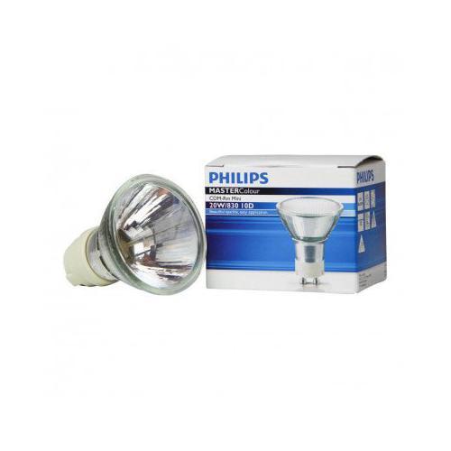 Lampe à décharge MASTERColour CDM RM Elite Mini 20W 3000K GX10 MR16