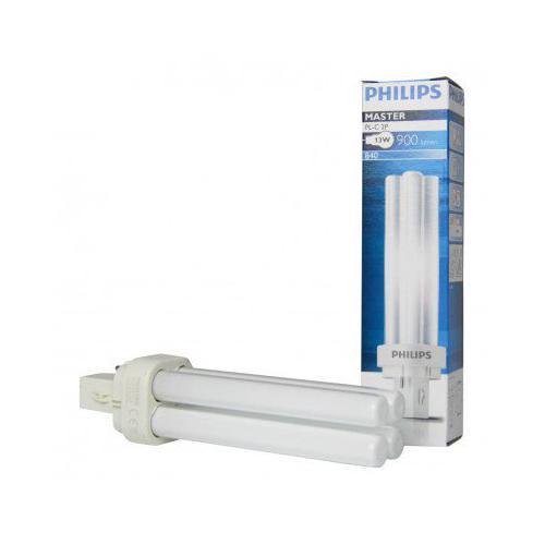 Ampoule fluocompacte PL C 13W 4000K 2P G24d 1