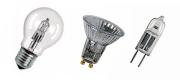 Ampoules Halogène